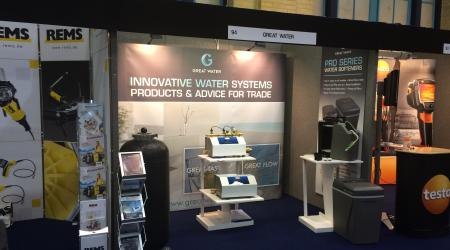 Great success for Great Water at the PHEX exhibition